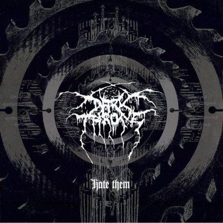 Darkthrone ‎– Hate Them - CD