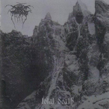 Darkthrone ‎– Total Death - CD