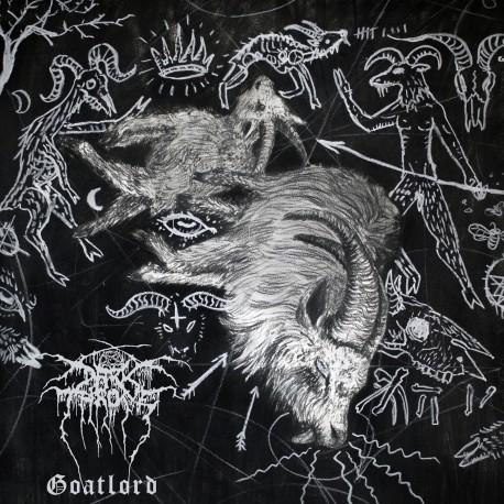 Darkthrone – Goatlord - CD
