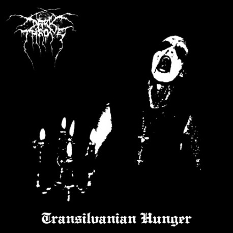 Darkthrone ‎– Transilvanian Hunger - CD