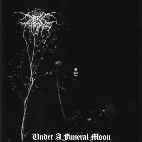 Darkthrone – Under A Funeral Moon - CD