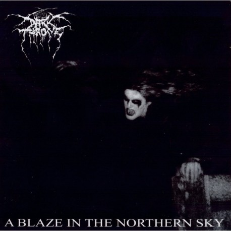 Darkthrone ‎– A Blaze In The Northern Sky - CD