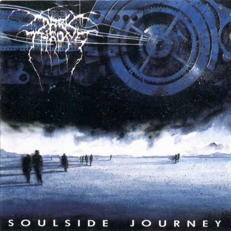 Darkthrone ‎– Soulside Journey - CD