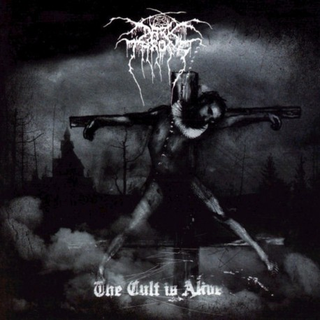Darkthrone ‎– The Cult Is Alive - LP