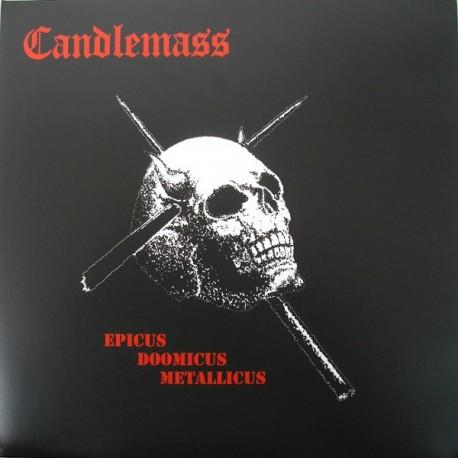 Candlemass – Epicus Doomicus Metallicus - LP