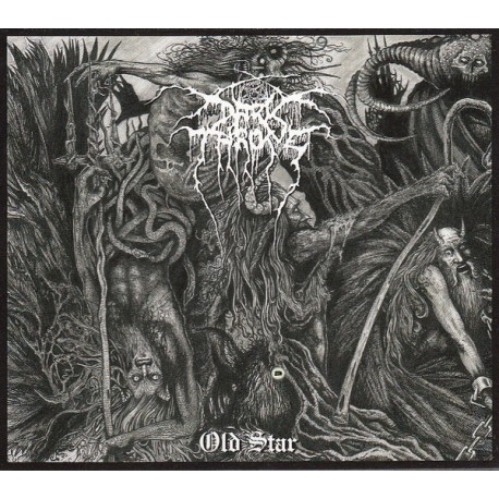 Darkthrone ‎– Old Star - LP Green
