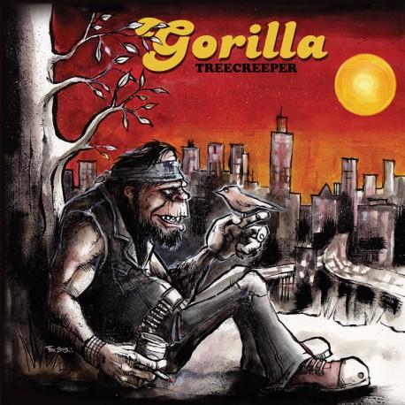 Gorilla - Treecreeper - CD-Digi