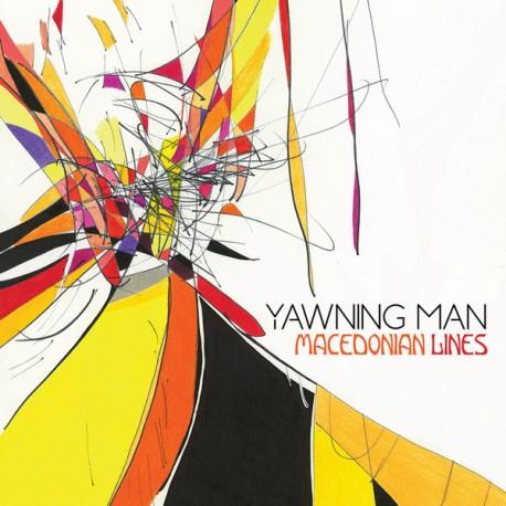 Yawning Man – Macedonian Lines - CD-Digi