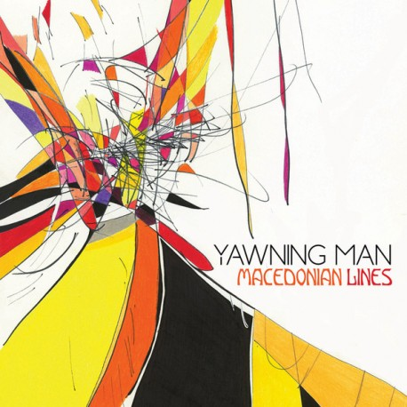 Yawning Man ‎– Macedonian Lines - LP