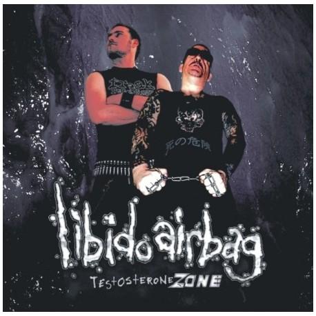 Libido Airbag – Testosterone Zone - CD