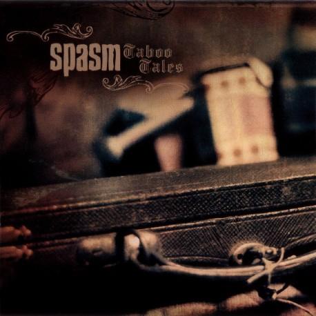 Spasm – Taboo Tales - CD