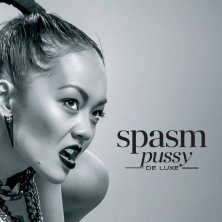Spasm – Pussy De-Luxe- CD