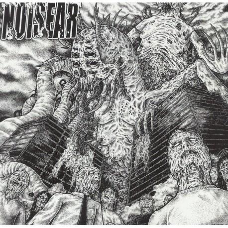 Noisear / Flagitious Idiosyncrasy In The Dilapidation – Split CD