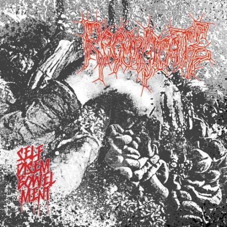 Regurgitate – Selfdisembowelment - CD
