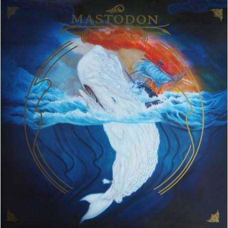Mastodon – Leviathan - White, Blue, Splatter LP