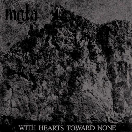 Mgła – With Hearts Toward None - LP