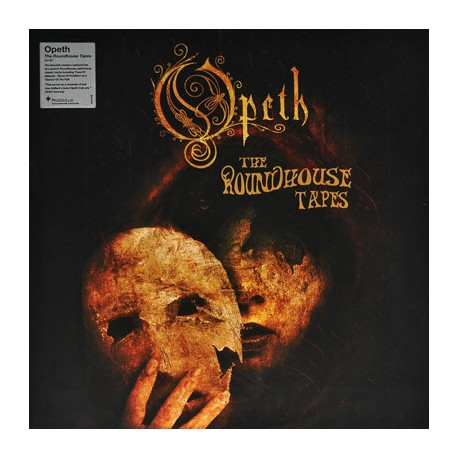 Opeth ‎– The Roundhouse Tapes - 3LP