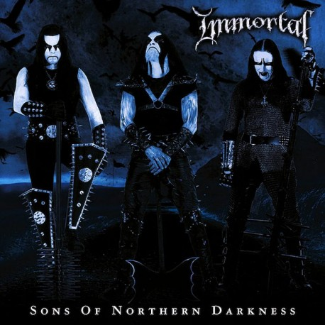 Immortal – Sons Of Northern Darkness - 2LP