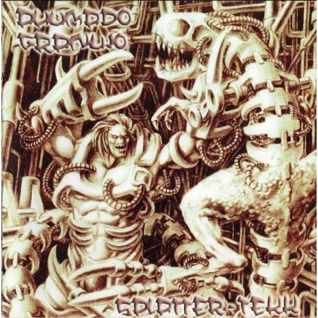 Ahumado Granujo – Splatter-Tekk - CD