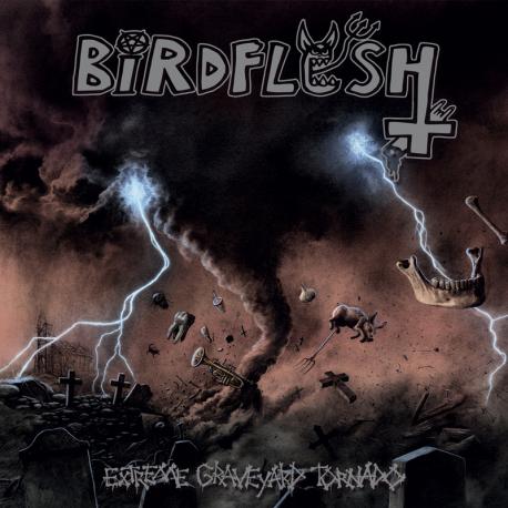 Birdflesh – Extreme Graveyard Tornado - CD