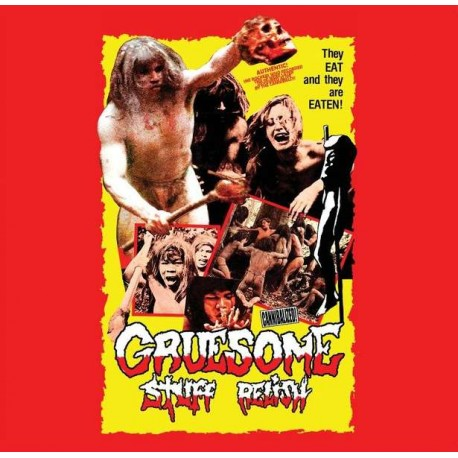 Gruesome Stuff Relish – Cannibalized! - CD