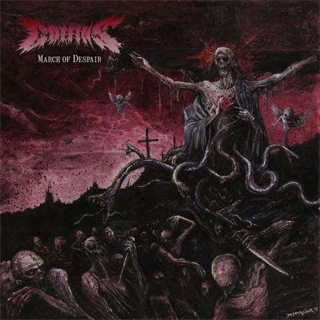 Coffins - March of Despair - Picture LP
