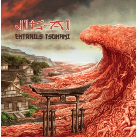Jig-Ai – Entrails Tsunami - CD
