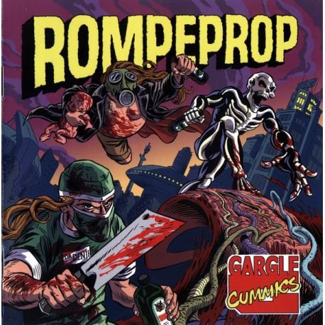 Rompeprop – Gargle Cummics - CD