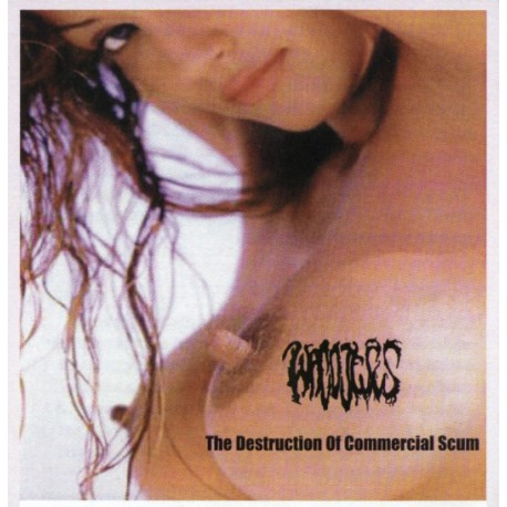 Waco Jesus ‎– The Destruction Of Commercial Scum - CD
