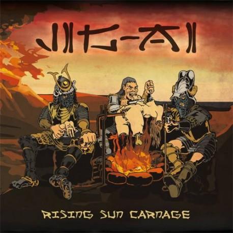 Jig-Ai – Rising Sun Carnage - LP