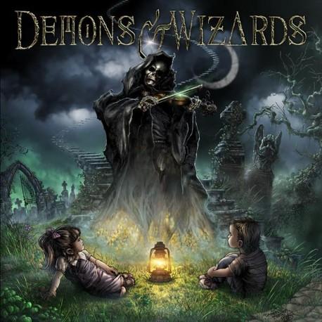 Demons & Wizards – Demons & Wizards - CD-Digi