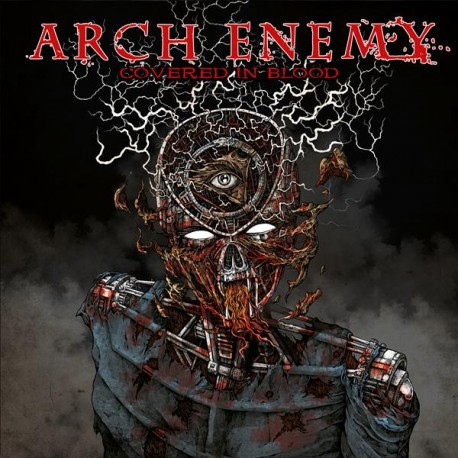 Arch Enemy ‎– Covered In Blood - CD-Digi