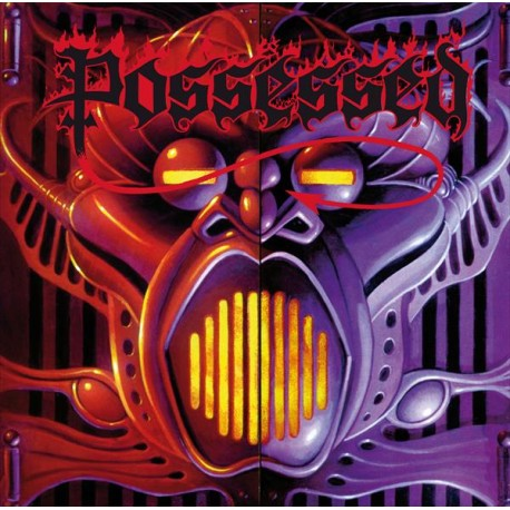 Possessed – Beyond The Gates / The Eyes Of Horror - CD