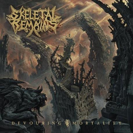 Skeletal Remains – Devouring Mortality - CD-Digi Limited Edition