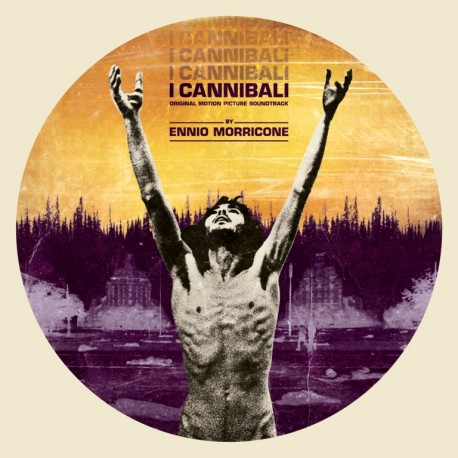 Ennio Morricone - I Cannibali (Original Motion Picture Soundtrack) - 2LP