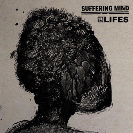 Lifes / Suffering Mind ‎– Lifes / Suffering Mind - Split 7""