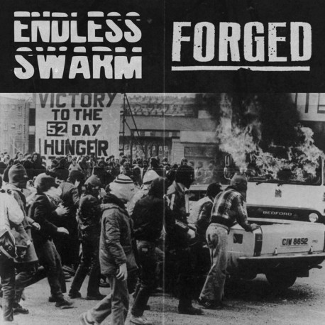 Endless Swarm / Forged ‎– Endless Swarm / Forged - Split 7""