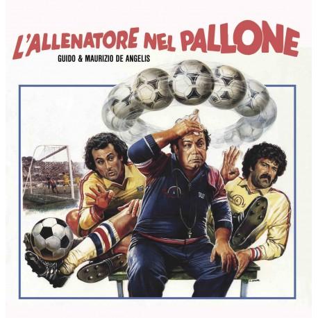"""Guido & Maurizio De Angelis – L'Allenatore Nel Pallone - 7"""""""