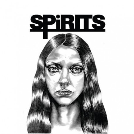 Spirits ‎– Discontent - LP Orange