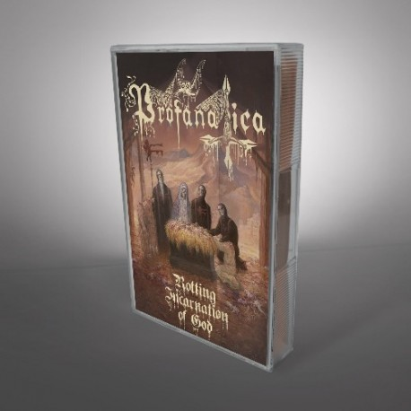 Profanatica – Rotting Incarnation Of God - Golden Tape