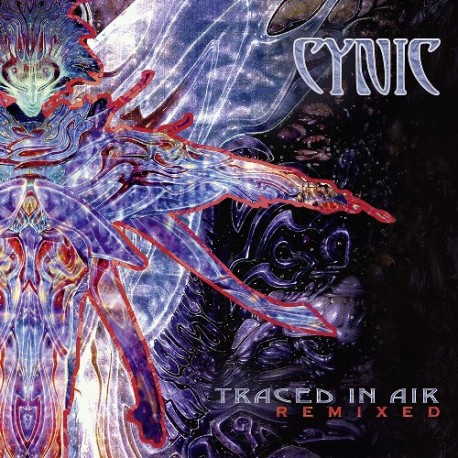 Cynic – Traced In Air Remixed - CD-Digi