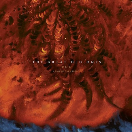 The Great Old Ones – EOD (A Tale Of Dark Legacy) - 2LP