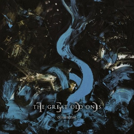 The Great Old Ones – Cosmicism - 2LP Clear Green