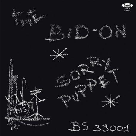 Giuliano Sorgini (The Bid-On) – Sorry Puppet - LP