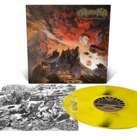 Gatecreeper - Sonoran Depravation LP