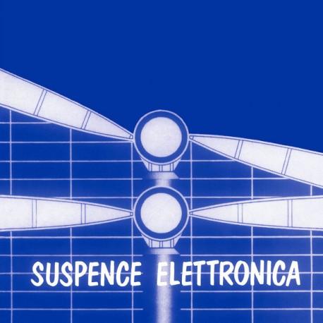 Piero Umiliani (Tusco) – Suspence Elettronica - LP White