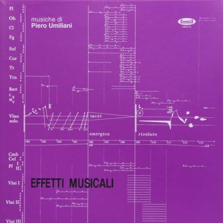 Piero Umiliani – Effetti Musicali - LP
