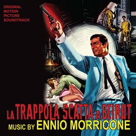 Ennio Morricone – La Trappola Scatta A Beirut (Original Motion Picture Soundtrack) - LP