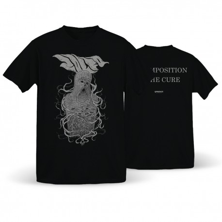 """Zolfo - """"Decomposition Is The Cure"""" T-Shirt - Spikerot.com Exclusive"""