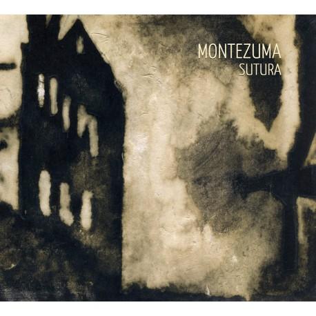 Montezuma - Sutura - CD-Digi